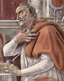 Augustine Image source: http://en.wikipedia.org/wiki/File:Sandro_Botticelli_050.jpg