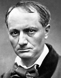 Charles Baudelaire Image source: http://en.wikipedia.org/wiki/File:Baudelaire_crop.jpg