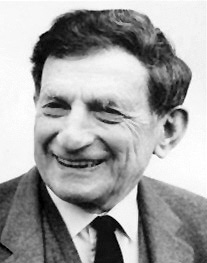 David Bohm Image source: Karol Langner