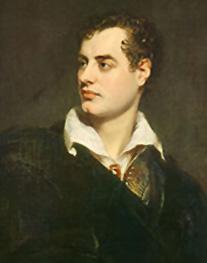 George Byron Image source: http://en.wikipedia.org/wiki/File:Byron_1824.jpg