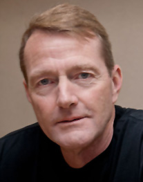 Lee Child Image source: Mark Coggins