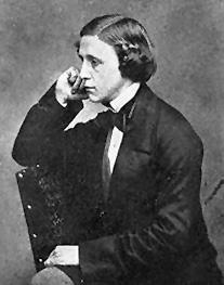 Lewis Carroll Image source: http://en.wikipedia.org/wiki/File:LewisCarrollSelfPhoto.jpg