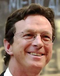 Michael Crichton Image source: Harvard News Office