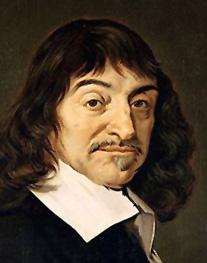 René Descartes Image source: Frans Hals