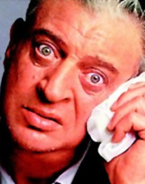 Rodney Dangerfield Image source: wikipedia.org