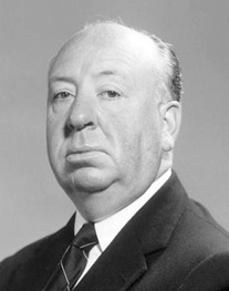 Alfred Hitchcock Image source: Unknown source