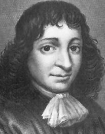 Baruch Spinoza Image source: Gustavus Adolphus College