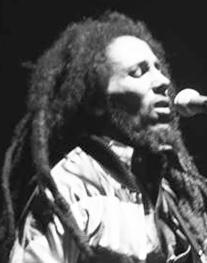 Bob Marley Image source: Ueli Frey