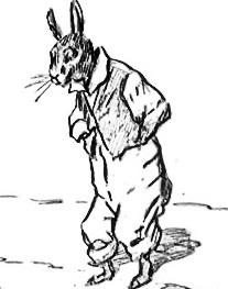 Br'er Rabbit Image source: E.W. Kemble