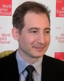Brian Greene Image source: Markus Poessel