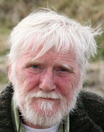 Dermot Healy Image source: The Gallery Press
