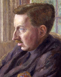 Edward (E.M.) Forster Image source: Dora Carrington