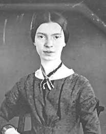 Emily Dickinson Image source: Yale University Manuscripts & Archives Digital Images Database