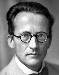 Erwin Schrödinger Image source: Nobel Foundation