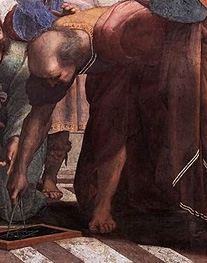 Euclid Image source: Raphael