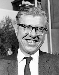 Fred Hoyle Image source: Scientific American