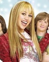 Hannah Montana Image source: jenniferh2525
