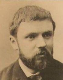 Henri Poincaré Image source: Eugène Pirou