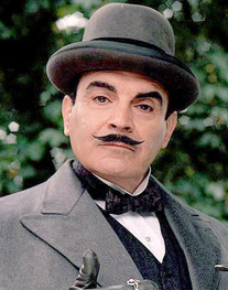Hercule Poirot Image source: Unknown source