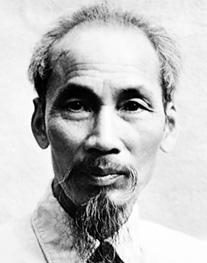 Ho Chi Minh Image source: Democratic Republic of Vietnam