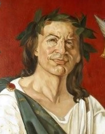 Horace Image source: Giacomo Di Chirico