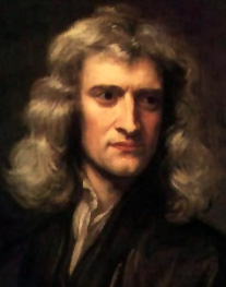 Isaac Newton Image source: Godfrey Kneller