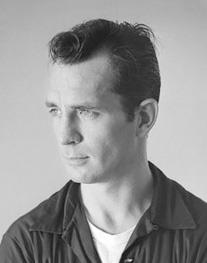 Jack Kerouac Image source: Tom Palumbo