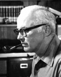 John D. MacDonald Image source: Unknown source