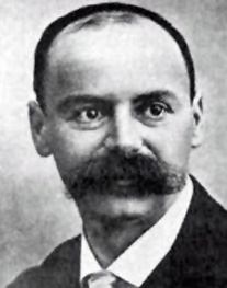 Karl Schwarzschild Image source: Unknown source