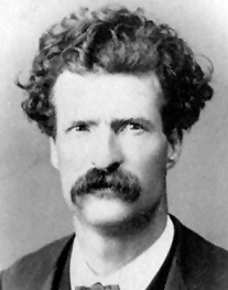 Mark Twain Image source: Library of Congress