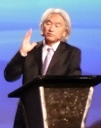 Michio Kaku Image source: Unknown source