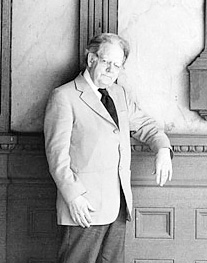 Northrop Frye Image source: Harry Palmer
