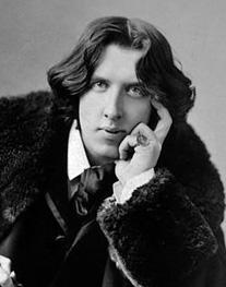 Oscar Wilde Image source: Napoleon Sarony