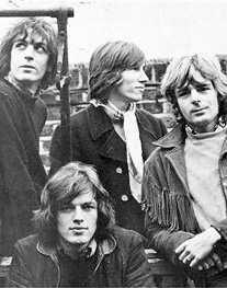 Pink Floyd Image source: Unknown source
