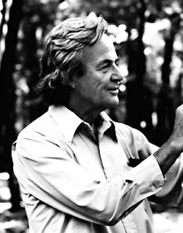 Richard Feynman Image source: Fermilab