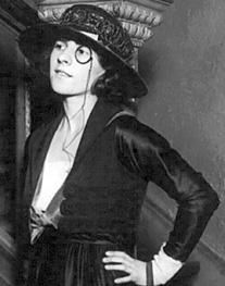 Ruth Gordon Image source: Library of Congress