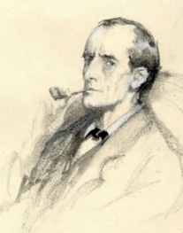 Sherlock Holmes Image source: Sidney Paget