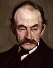 Thomas Hardy Image source: William Strang