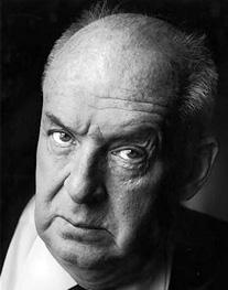 Vladimir Nabokov Image source: Horst Tappe