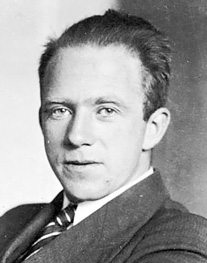 Werner Heisenberg Image source: Deutsches Bundesarchiv