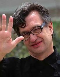 Wim Wenders Image source: Rita Molnár