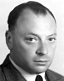 Wolfgang Pauli Image source: The Nobel Foundation