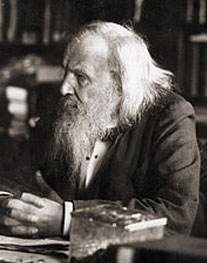 Dmitri Mendeleev Image source: American Institute of Physics