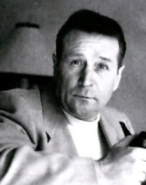 Georges Simenon Image source: IMDb