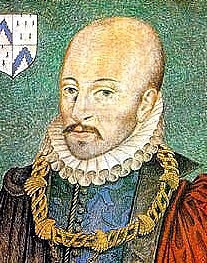 Michel Montaigne Image source: Thomas de Leu