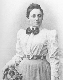 Amalie Emmy Noether Image source: Unknown