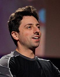 Sergey Brin Image source: Steve Jurvetson