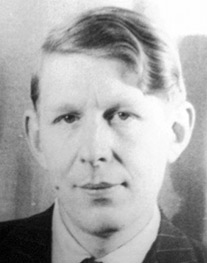 Wystan H. Auden Image source: Library of Congress