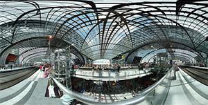 Berlin Hauptbahnhof Image source: François Reincke