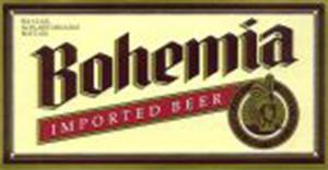 Bohemia (beer) Image source: Cerveceria Cuauhtemoc Moctezuma